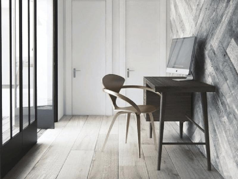 10 jolis bureaux pour travailler ou bloguer de chez soi. Black Bedroom Furniture Sets. Home Design Ideas