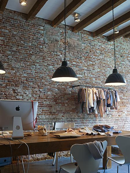 10 jolis bureaux pour travailler ou bloguer de chez soi decocrush - Decorer un bureau ...