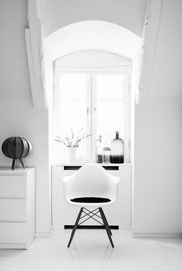 Interieur | Tijdloos design met de Eames DAW chair - Woonblog StijlvolStyling.com