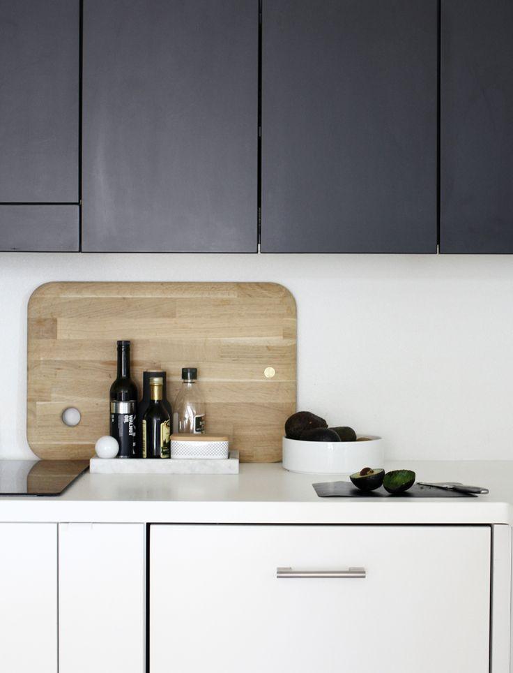 Pour ou contre les cuisines bicolores decocrush - Cuisine bicolore ...