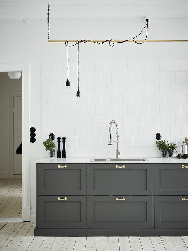 Pour ou contre les suspensions dans la cuisine for Tout pour la cuisine aubiere