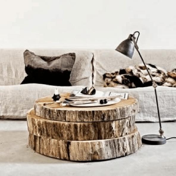 table basse rondin de bois best ides de table basse superbe table basse rondin bois maison du. Black Bedroom Furniture Sets. Home Design Ideas