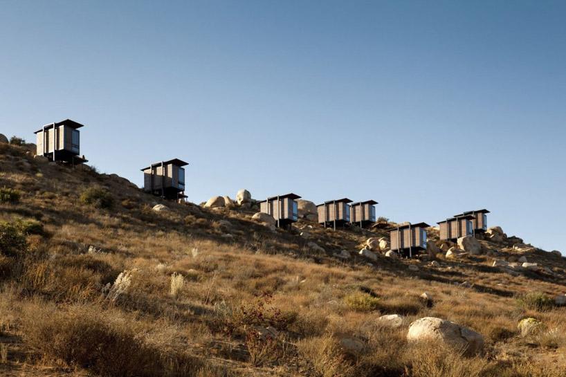Travel : des ecoloft pour du glamping chic au Mexique