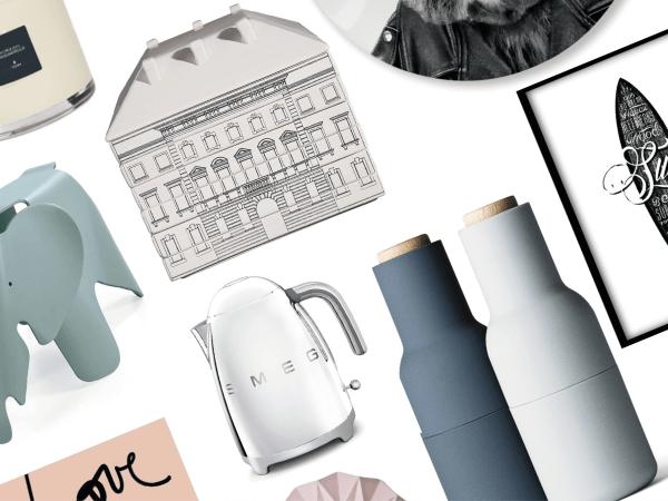 15 idées cadeaux pour les fans de déco…