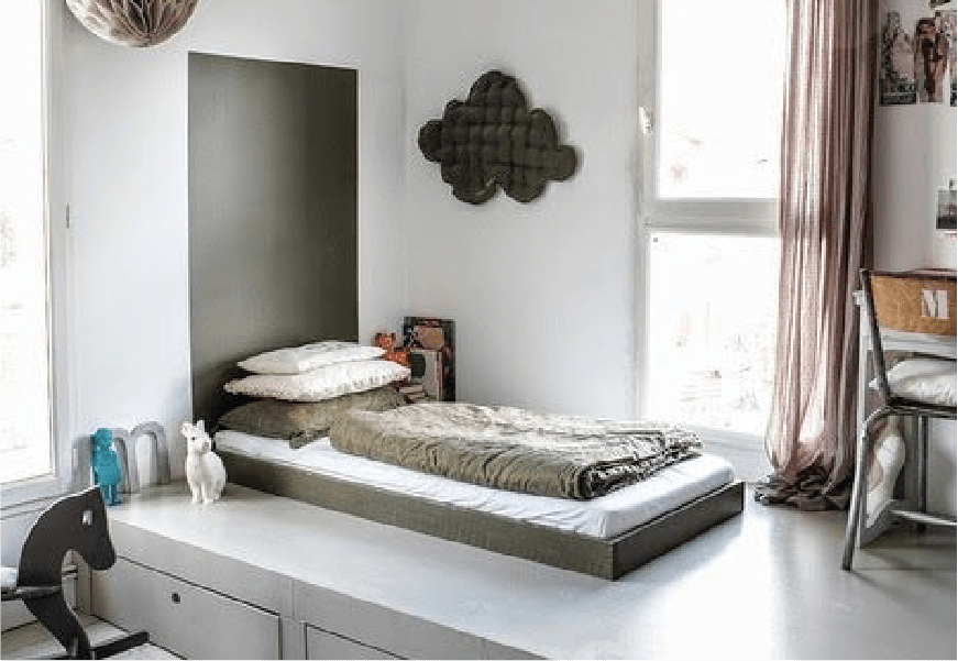 Kids : On craque sur le vert de gris ! - Decocrush