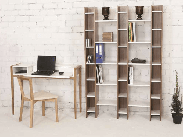 Woodman : design nordique en bois massif