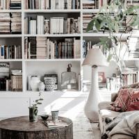 Crush : Les bibliothèques et étagères XXL