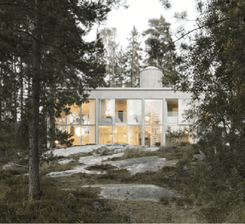 Six Wall House de Arrhov Frick Arkitektkontor