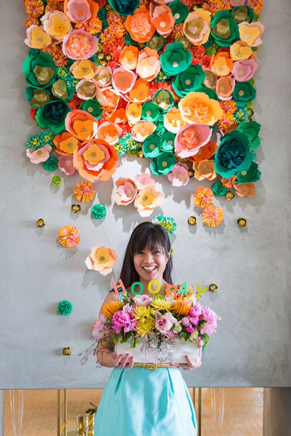DIY : 10 idées pour fabriquer des fleurs en papier sur @decocrush - www.decocrush.fr