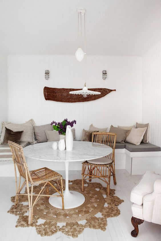 Beautiful Idee Decoration Salle A Manger Images - Design Trends ...