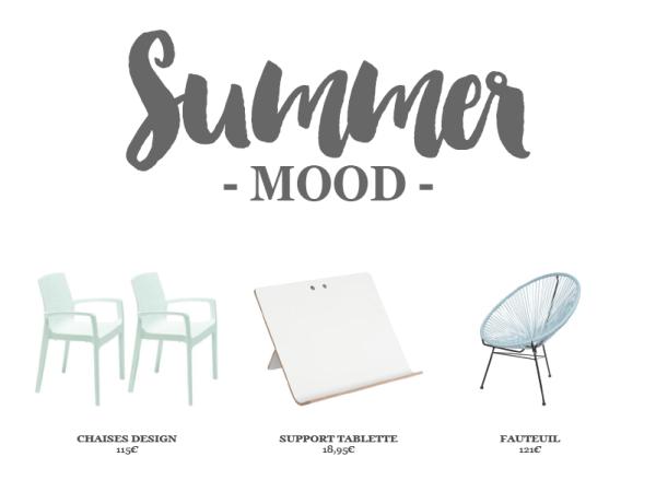 Summer mood sur @decocrush !