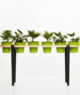 Shoppingcrush : Une jardinière modulable sur pieds amovible Tiptoe sur @decocrush - www.decocrush.fr
