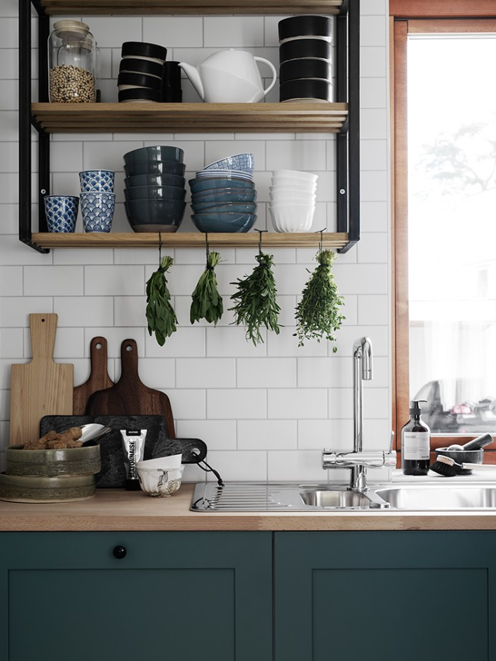 Une grande maison scandinave simple mais cozy sur @decocrush - www.decocrush.fr