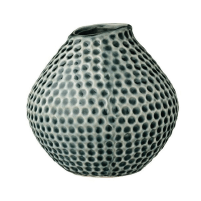 Petit vase Bloomingville vert foncé chez La Redoute