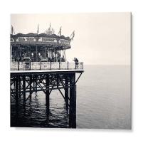 Tableau dibond impression Brighton Pier