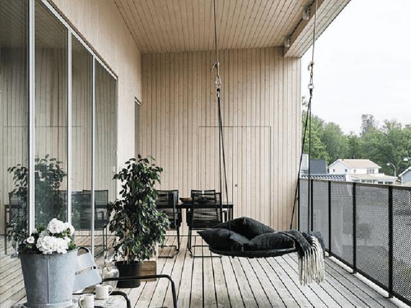 Visite déco : une maison d'architecte de rêve pour tous les amateurs de bois clair - www.decocrush.fr - @decocrush