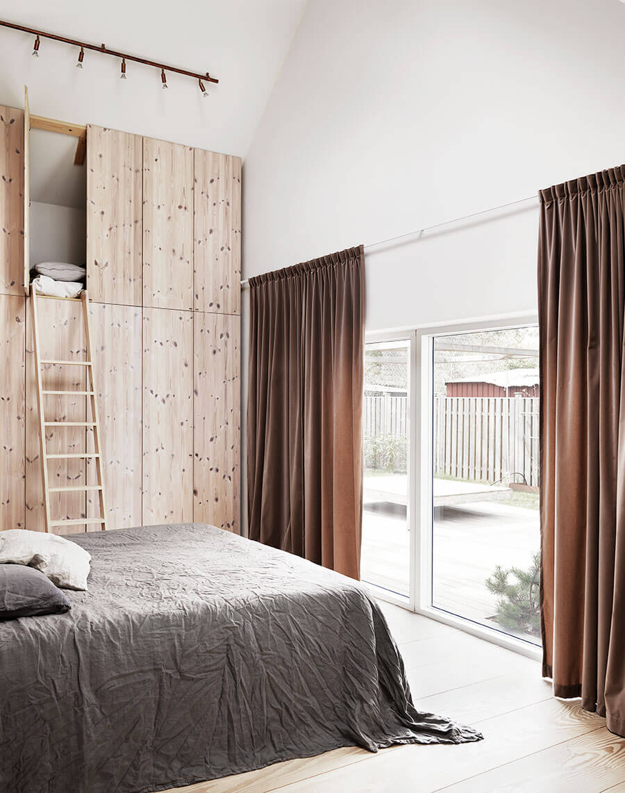 Idées déco pour une ambiance scandinave très chic dans la chambre sur @decocrush - www.decocrush.fr