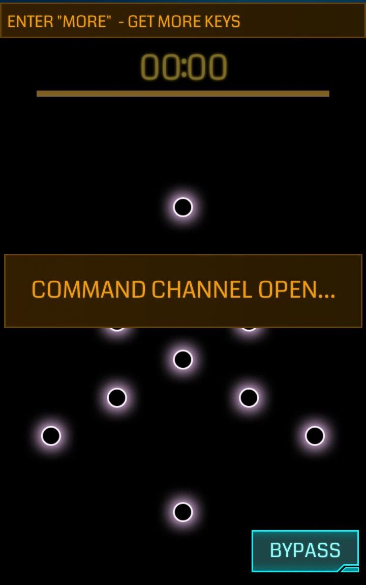 NEW] Glyph Hack Command Channel is Open - DeCode Ingress