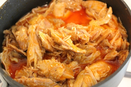 Buffalo Pulled Turkey (small)