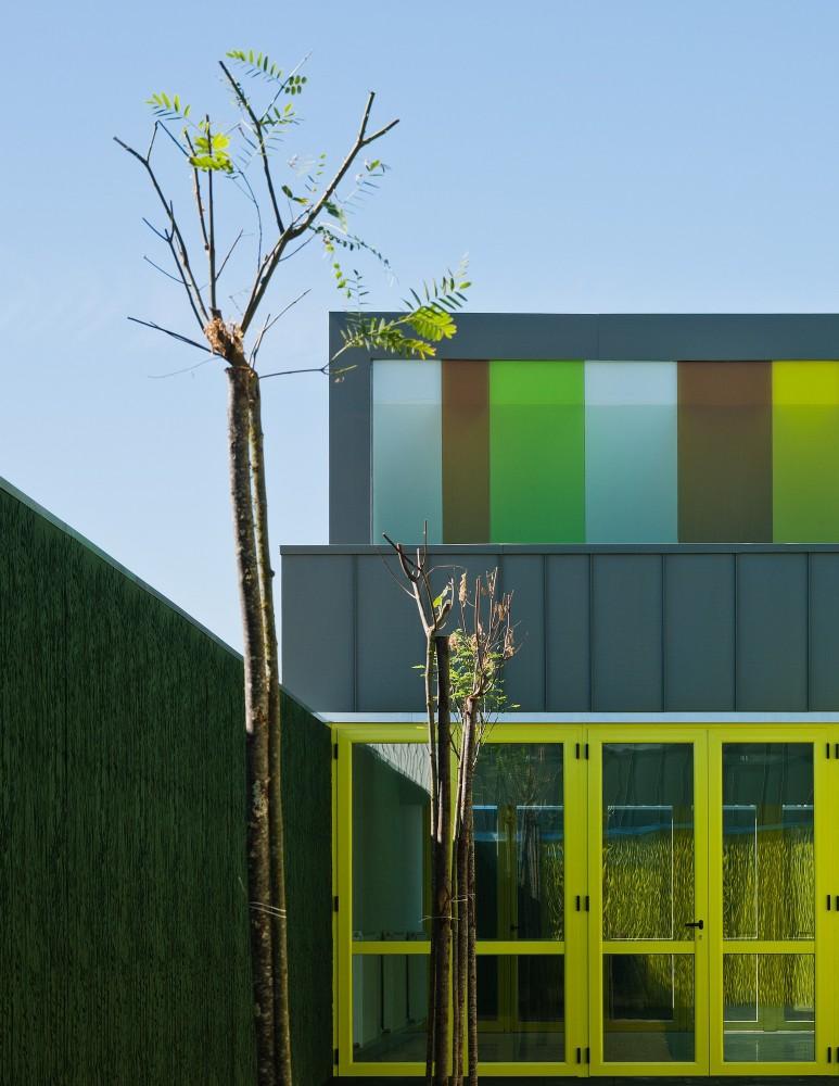 Nursery in La Pañoleta Camas-Spain-2012 (Antonio Bianco Montero)