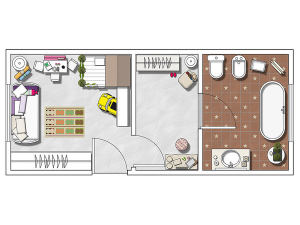 eclectic room (8)