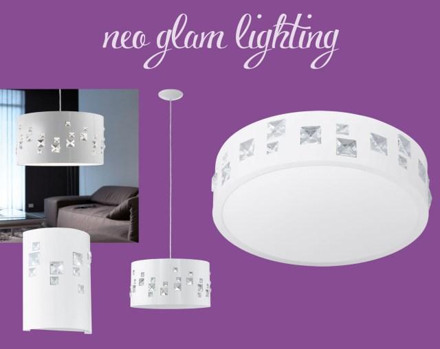 glam lighting