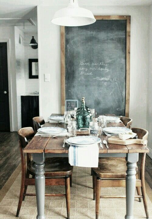 Chalkboard-for-Dining-Room-Decoration (3)