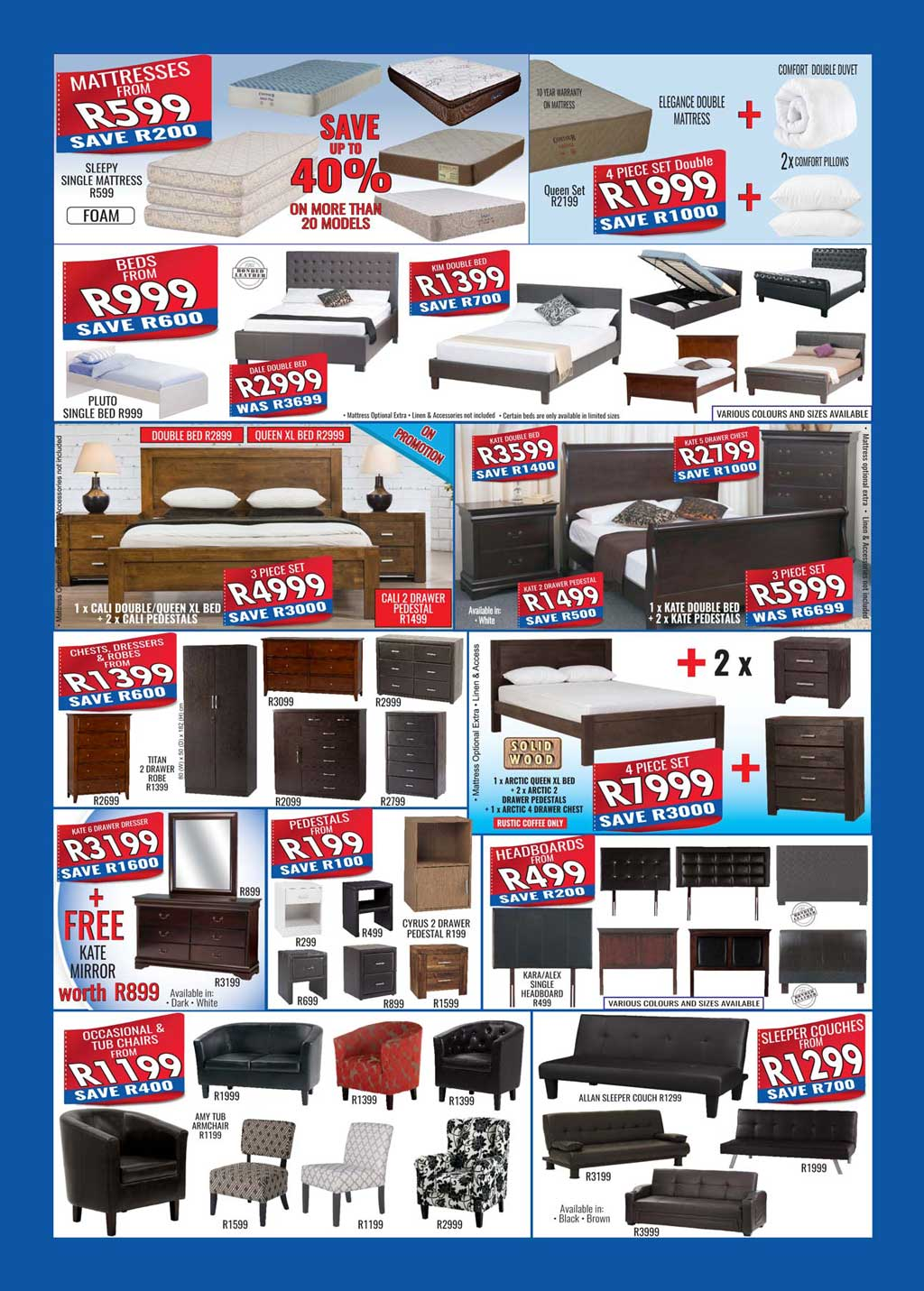 Specials Decofurn Factory Shop