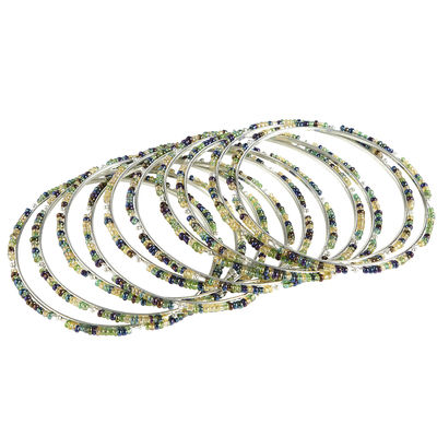 From Pier One Beaded Bangles Every Mom Should Wear The More Merrier They Are Very Feminine And Lively Move As You 1200