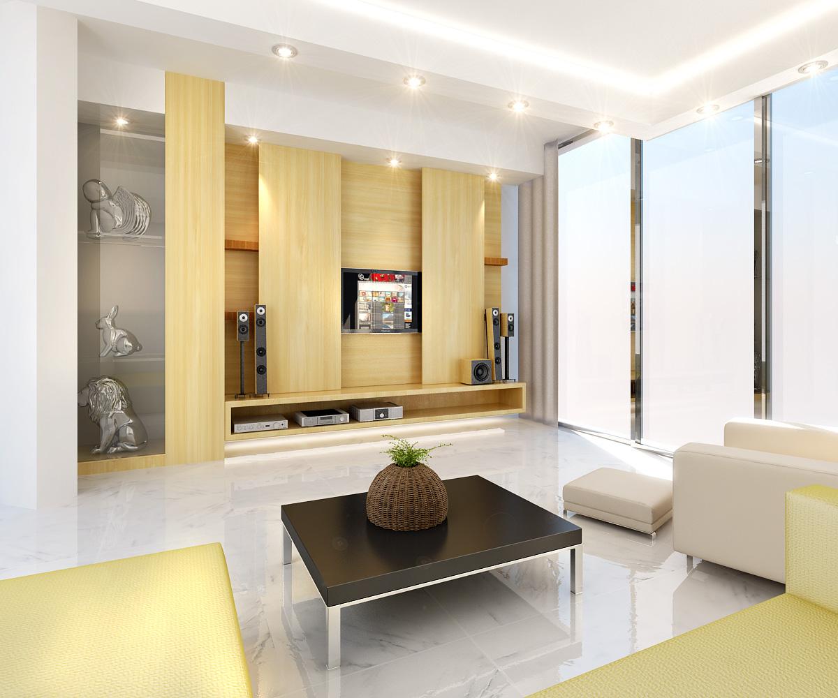 Minimalism: 34 Great Living Room Designs - Decoholic on Minimalist Living Room Design  id=36252