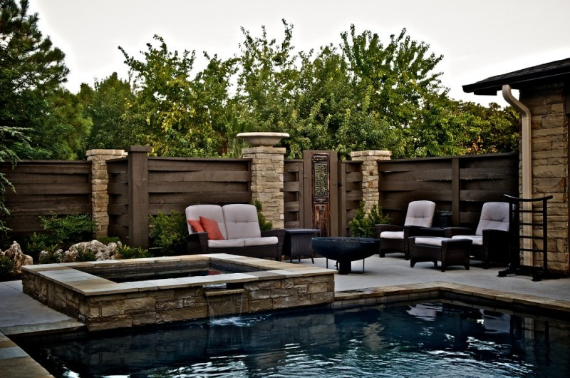 Perfect Pool Designs For Small Yards Decohoms