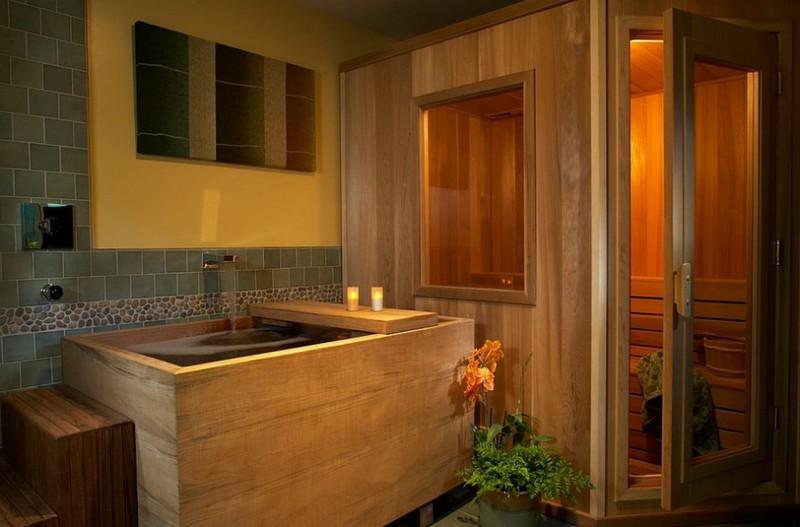 Japanese Style Soaking Tub For Satisfying Bath Decohoms
