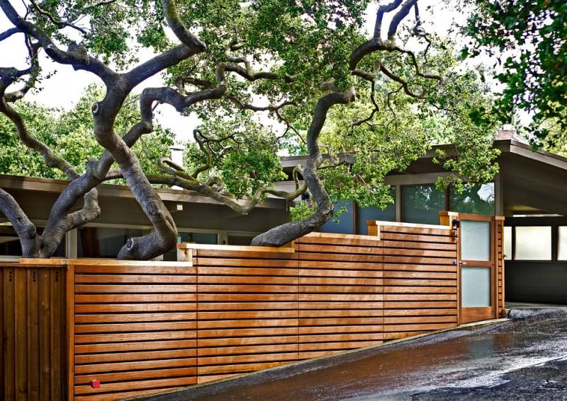 Modest Decorative Privacy Fence Ideas Decohoms