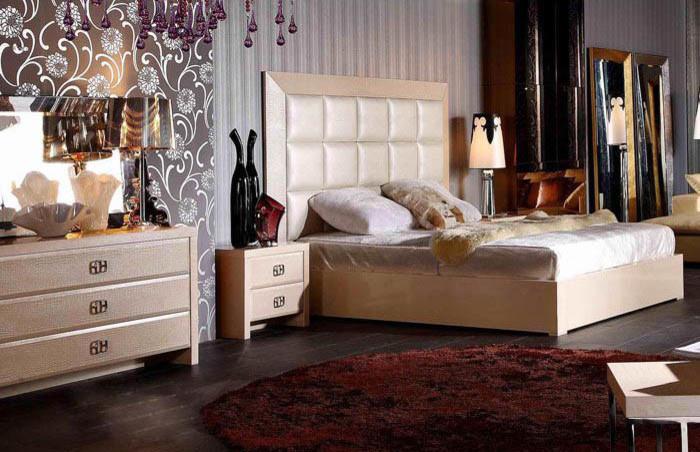 Modern King Size Bedroom Sets For Majestic Bedroom Decohoms