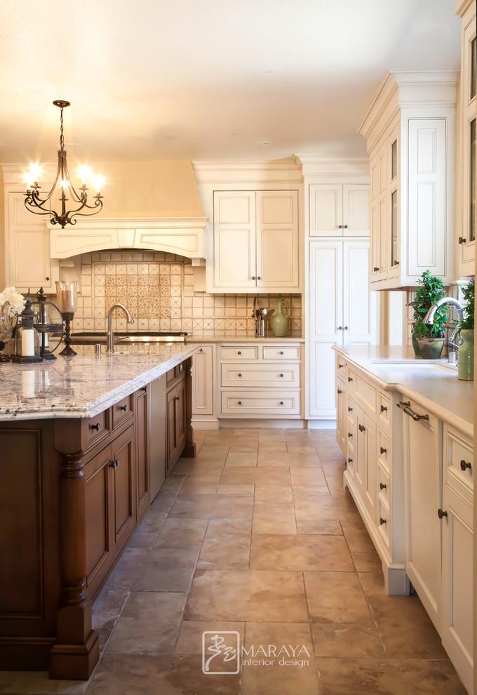 Precious Spanish Tile For Your Kitchen Backsplash Decohoms