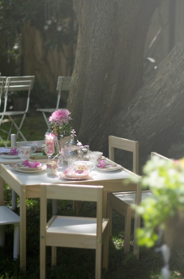 Chic Tea Party Decoration Ideas To Be Inspired By Decohoms