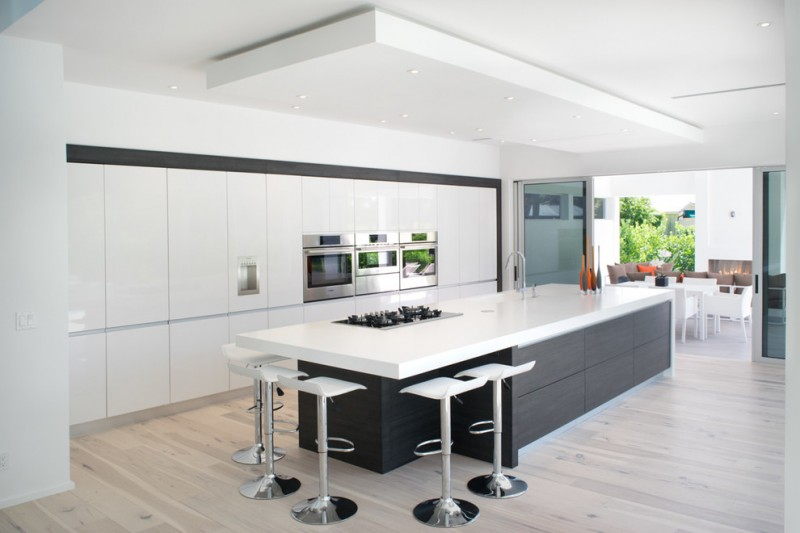 Modern Chic Kitchen Ideas To Get Inspiration From Decohoms