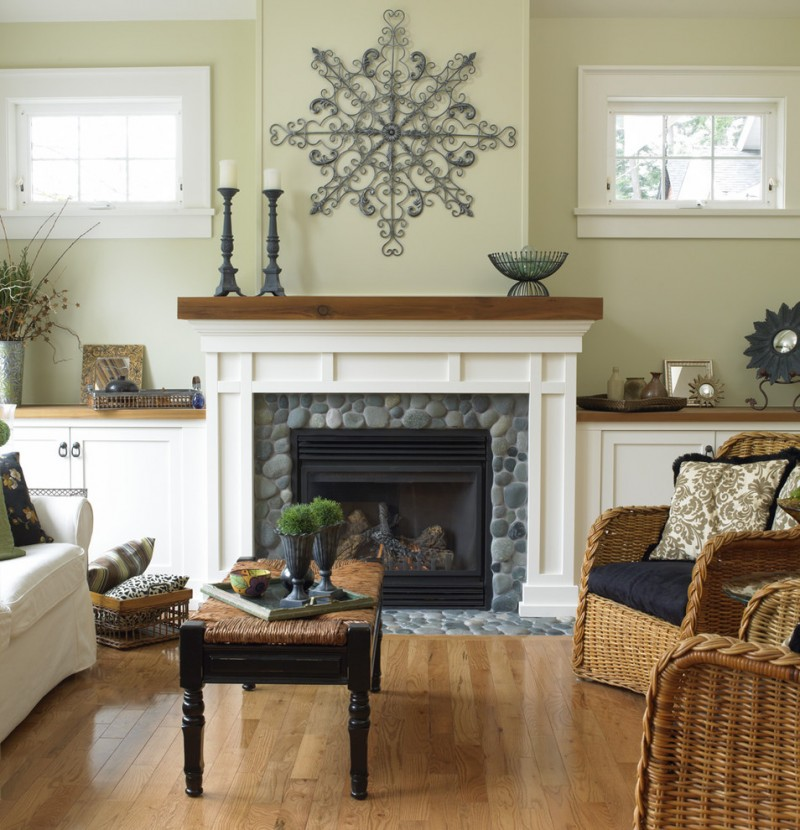 Efficient Shiplap Over Fireplace Ideas You Can Apply