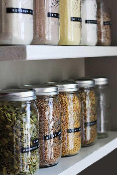 DIY budget: des rangements pour la cuisine - Déco Idées on Small:jdu_Ojl7Plw= Kitchen Remodel Ideas  id=82245