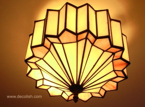 all about art deco lighting best