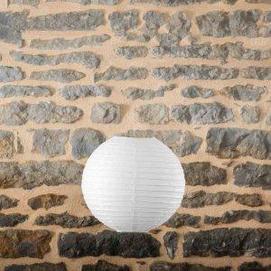 Location-Boule-chinoise-35cm-blanc-12exemplaires