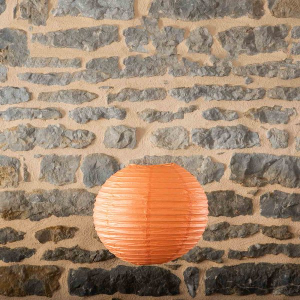 Location-Boule-chinoise-35cm-orange-7exemplaires