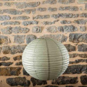 Location-Boule-chinoise-50cm-gris-clair-7exemplaires