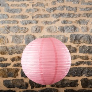 Location-Boule-chinoise-50cm-rose-6exemplaires