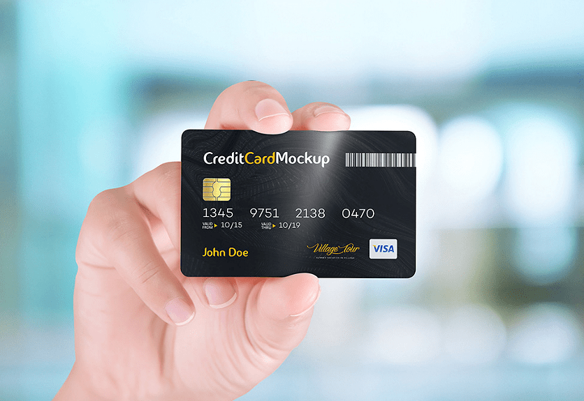 On this psd template, you can put any name, credit card number, expiry date, cvv, etc. 40 Excellent Credit Card Psd Mockup Templates Decolore Net