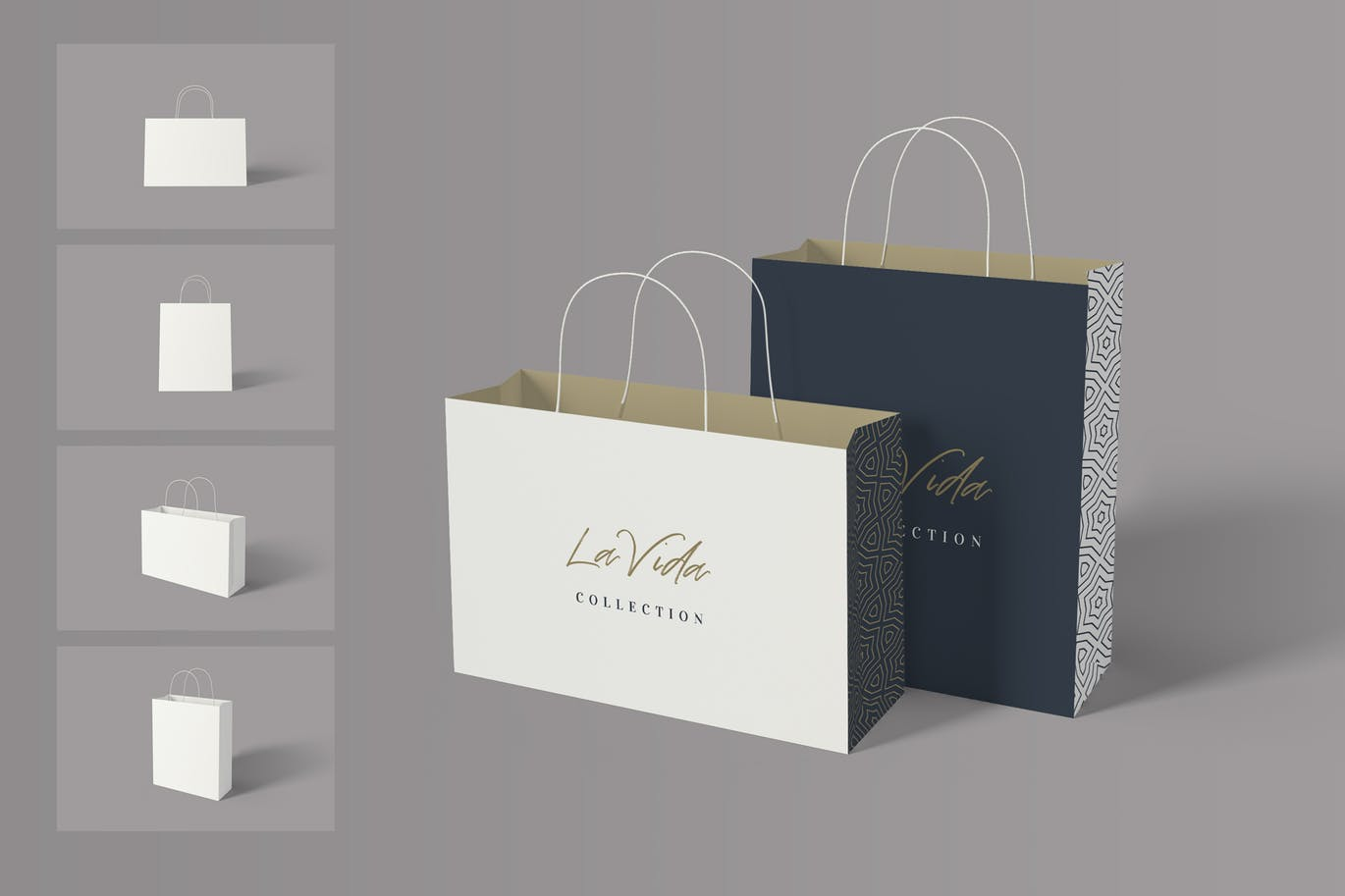 Download shopping bag mockup set graphic templates by pixelbuddha_graphic. 40 Best Shopping Bag Psd Mockup Templates Decolore Net