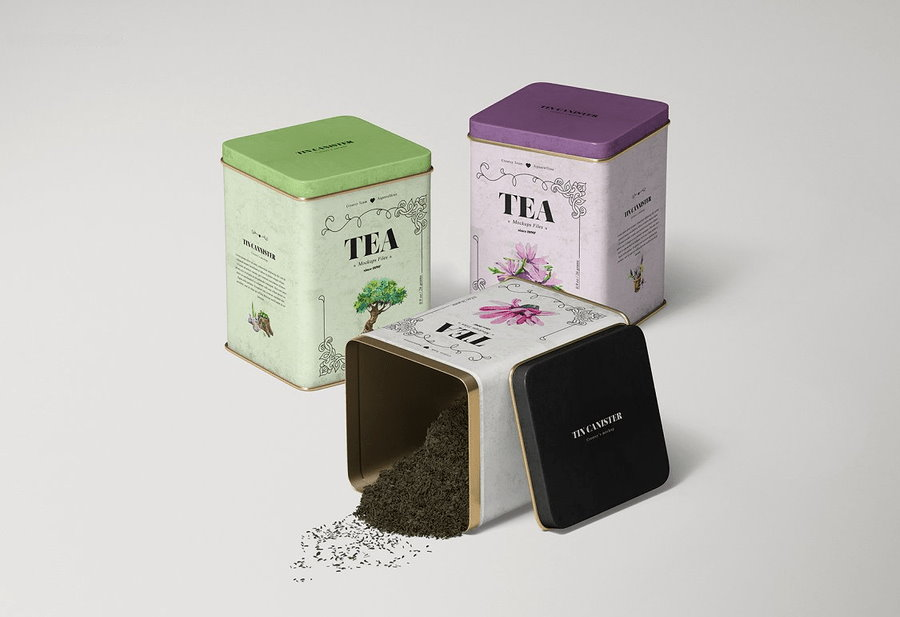 As tea lovers can affirm, humans have cultivated an endless barrage. 35 Tea Branding Mockup Templates For Outstanding Business Decolore Net