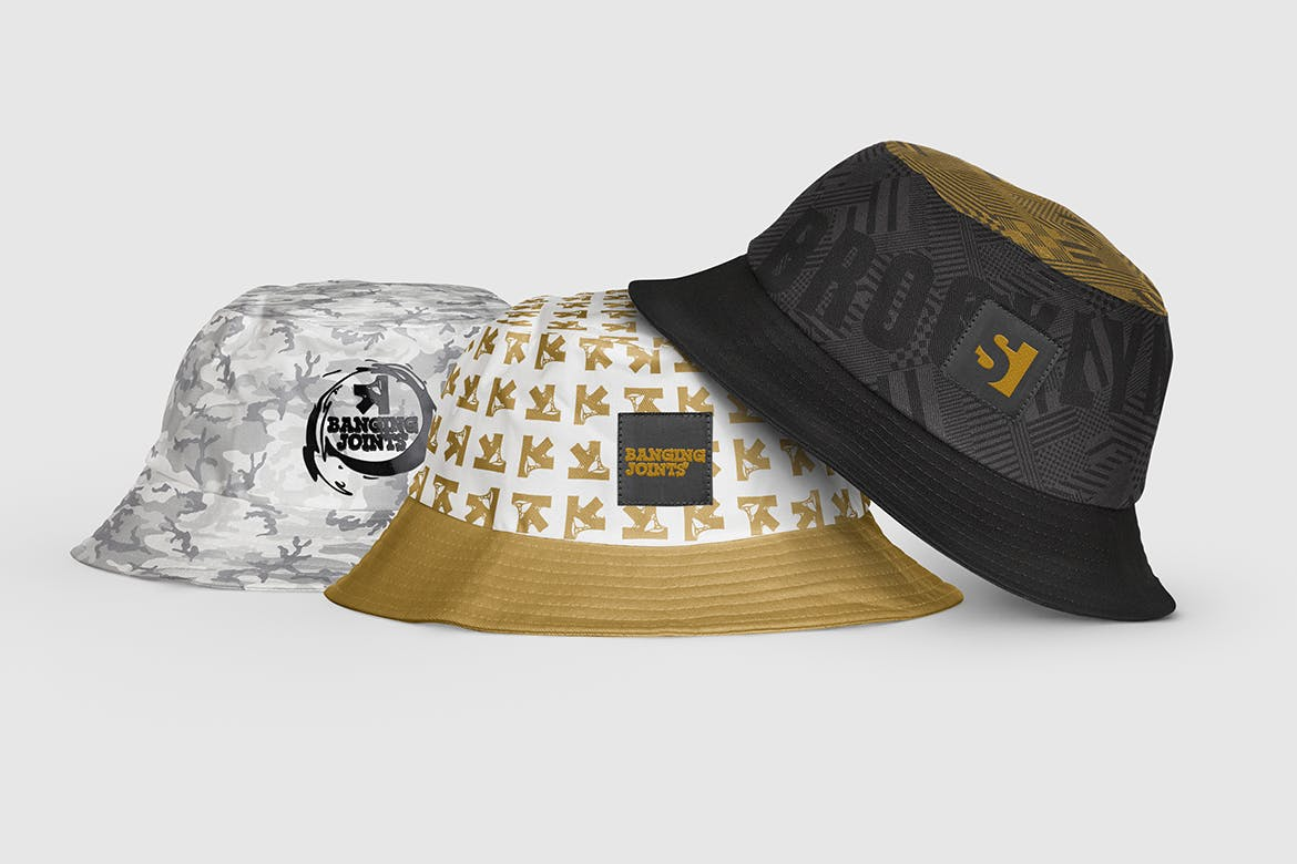 When you know about other similar free cap / hat mockup. 20 Bucket Hat Mockup Templates Fully Editable Decolore Net
