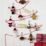 decoracion-de-navidad-rustica-con-el-suave-tacto-de-la-lana
