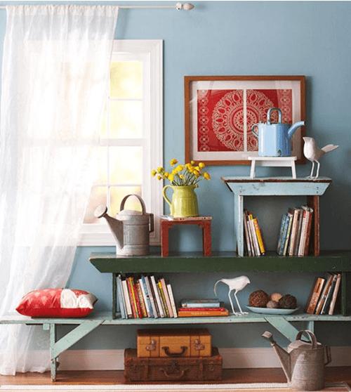 ideas para decoracion vintage de la casa